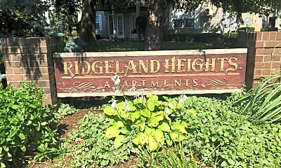Ridgeland Heights Apartments, 1