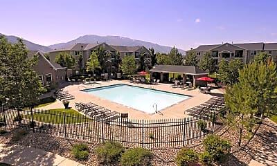 Pool, The Falls at Canyon Rim, 0