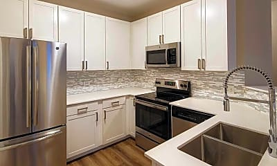 Kitchen, City View at The Highlands, 1