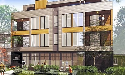 Building, Kolo Apartments, 1