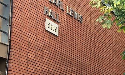 Pearl Lewis Hall, 1