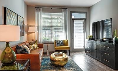 Living Room, IMT Sandy Springs, 1