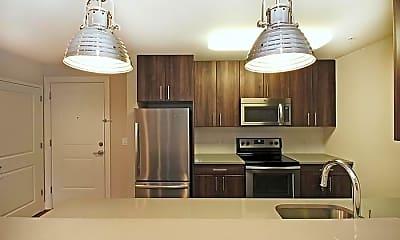Kitchen, 100 Marshall St 507, 0