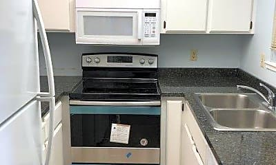 Kitchen, 604 San Conrado Terrace 6, 1