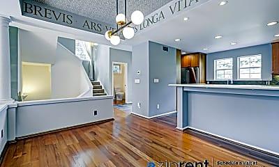 Living Room, 4674 Redwood Rd, 1