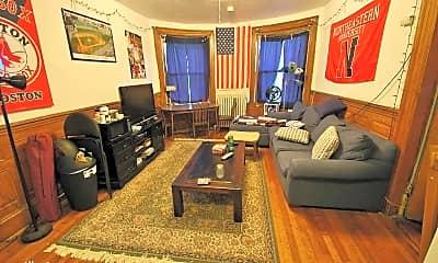 Living Room, 116 Hemenway St, 1