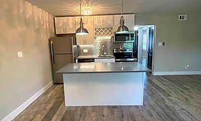 Kitchen, 10824 Big Bend Road, 1