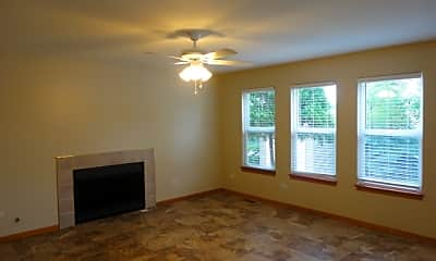 Living Room, 2200 Timber Trail, 1