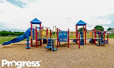 Playground, 7051 South Meadow Drive E, 2
