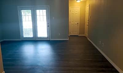 Living Room, 6800 Camden Ln, 0