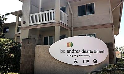 Andres Duarte Terrace II, 1