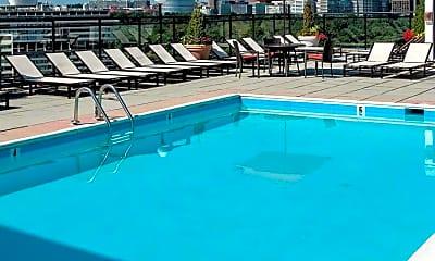 Pool, 950 25th St NW 407-N, 2