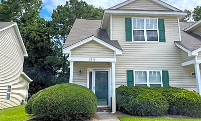 Building, 4313 Reed Ct, 0