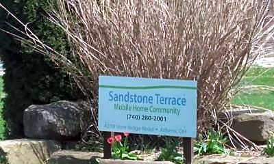 Community Signage, 4239 Vore Ridge Rd, 2