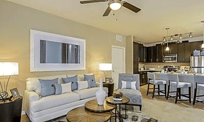 Living Room, The Sedona, 1