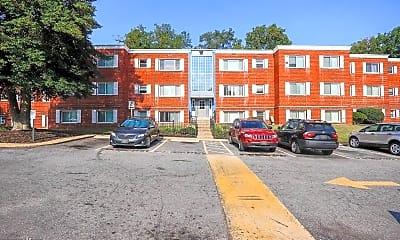 Building, 3823 Hamilton St, 2