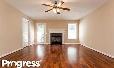 Living Room, 680 Castlebrooke Dr, 1