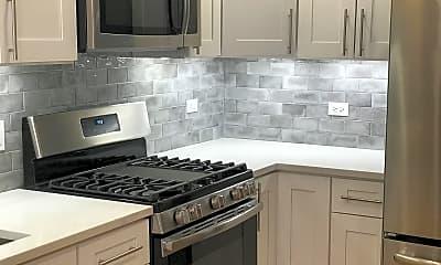 Kitchen, 846 N Hermitage Ave, 1