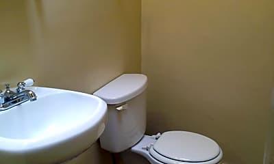 Bathroom, 335 E 57th St, 2