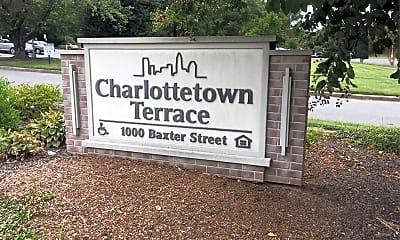 Charlottetown Terrace, 1