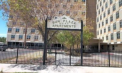 Sun Plaza Apartments, 1