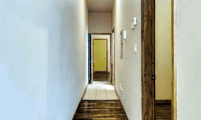 Bedroom, 2129 Druid Hill Ave, 2