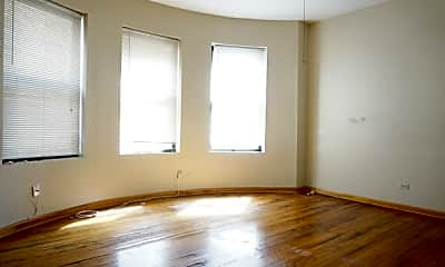 Bedroom, 6226 S Woodlawn Ave 2, 2