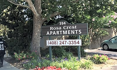 Rosa Crest Apartments, 1
