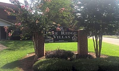 Pine Ridge Villas, 1