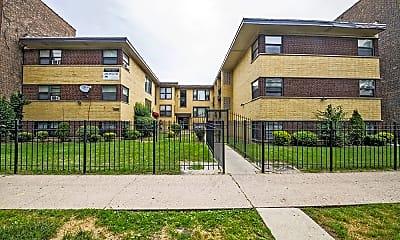 Building, 8231 S. Ellis Avenue, 0