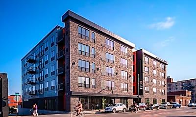 Building, Flux Apartments, 0