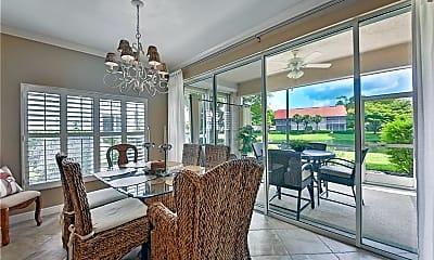Dining Room, 5105 Cedar Springs Dr 101, 1