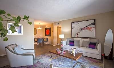 Living Room, Advenir at Magnolia, 0