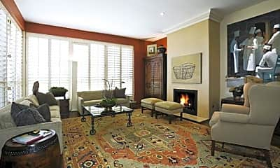 Living Room, 1980 Grant Ave, 1