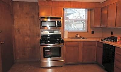 Kitchen, 77 West Street, 1