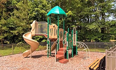 Playground, Clairmont at Harbour View Station, 2