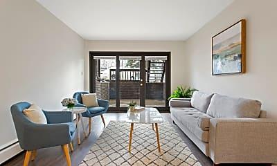 Living Room, 2355 Grove St, 0