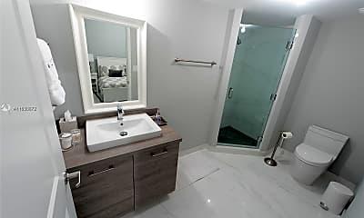 Bathroom, 400 Sunny Isles Blvd 2021, 2