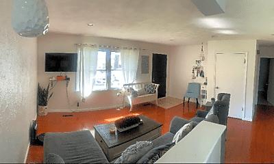 Living Room, 22374 22376 Oak Ln, 1