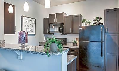 Kitchen, Overlook Apartment Homes, 1