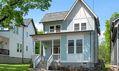 Building, 709B Ward St, 1
