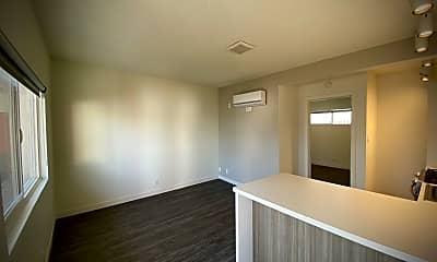 Living Room, Santa Monica Palms, 2