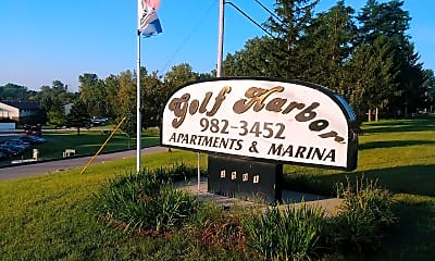 Golf Harbor Apartments & Marina, 1