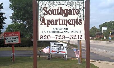 Southgate Apartments, 1