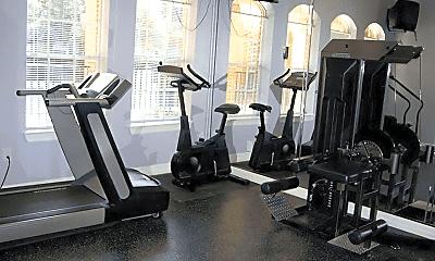 Fitness Weight Room, 1300 W Eldorado Pkwy, 2
