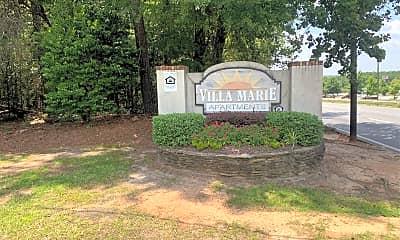 Villa Marie Apts, 1