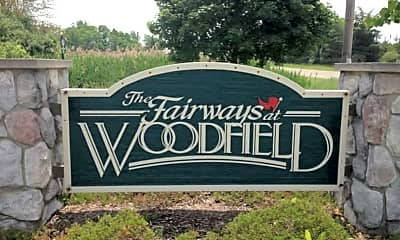 Community Signage, The Fairways at Woodfield Apartments, 0