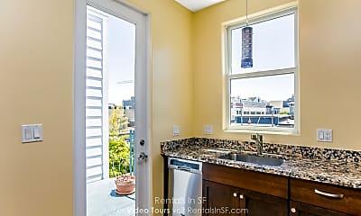 Bathroom, 655 Natoma St, 2