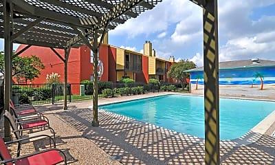 Pool, Casa Del Sol, 1