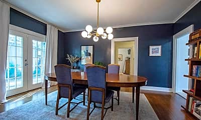 Dining Room, 5111 Woodlawn Dr, 1